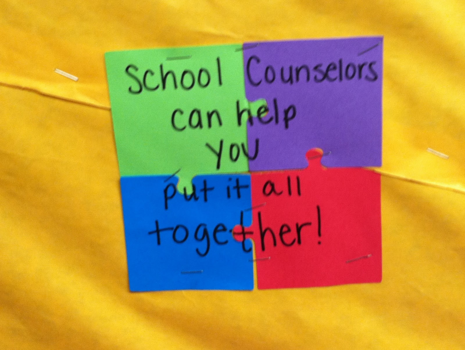 School Counselor Blog November 2011
