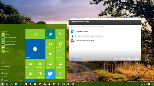 How to Use Windows Defender Offline to remove tough viruses