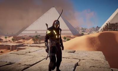 AC Origins, Isu Armor