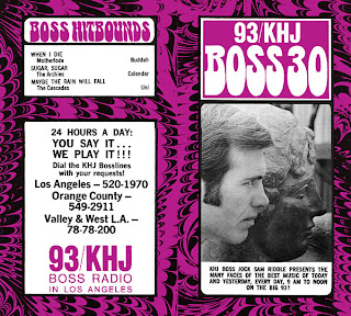 KHJ Boss 30 No. 211 - Sam Riddle