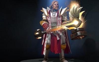 Class Knight rất cân bằng giữa khả năng công và thủ