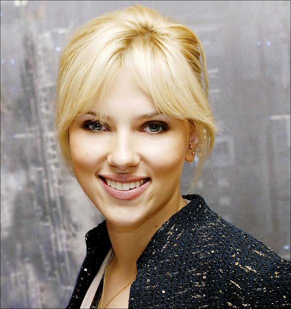 Scarlett Johansson Special 12 Film Actresses