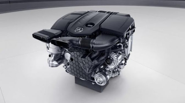 mercedes e220d engine