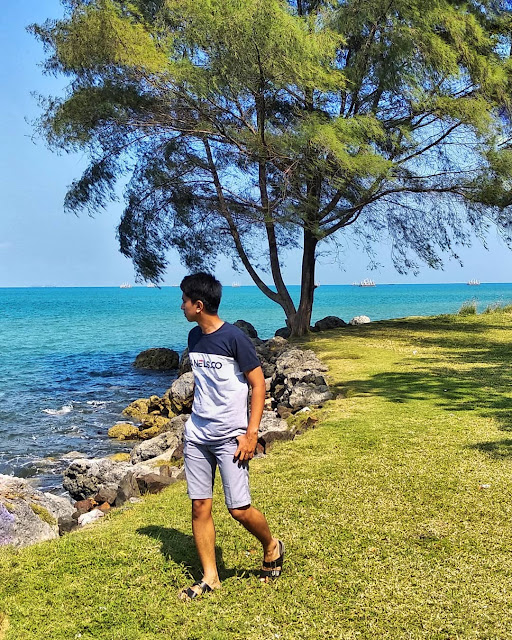 Tempat wisata Pantai bugel Kulon Progo
