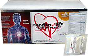 CardioForLife Packets - (30) Singles
