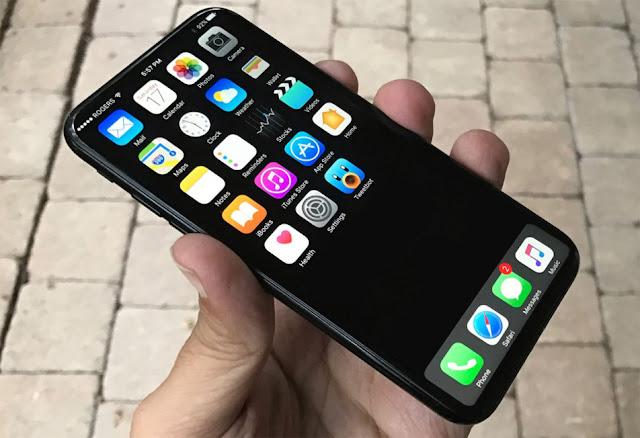 Iphone 8 akan Ditawarkan Dalam Kapasitas 64GB, 256GB dan 512GB