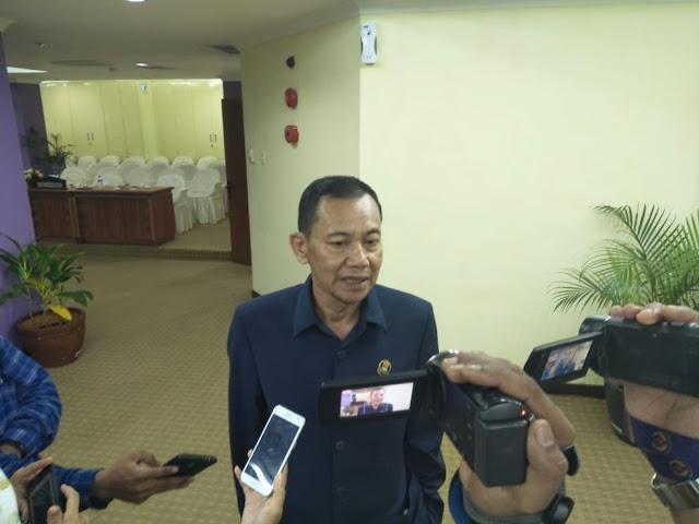 Malas Paripurna, Ketua DPRD Kabupaten Tangerang : Minta Maaf