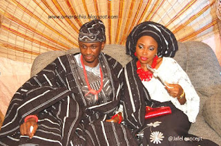 Love at First Sight! Photos From Motunrayo Abiola And Oluwagbemiga Adedayo Traditional Wedding 4
