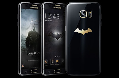 Samsung umumkan smartphone spesial edition Galaxy S7 edge Injustice Edition
