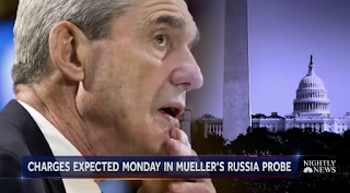 Robert Mueller's Office Will Serve First Indictment Monday, Sources Confirm