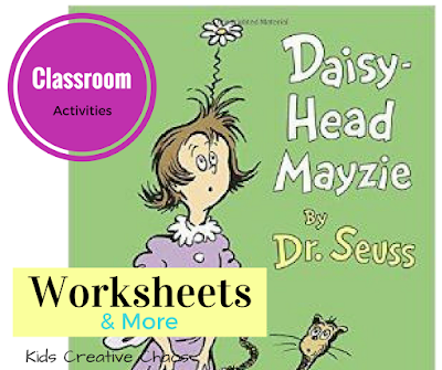 Daisy Head Mayzie Activities for the Classroom