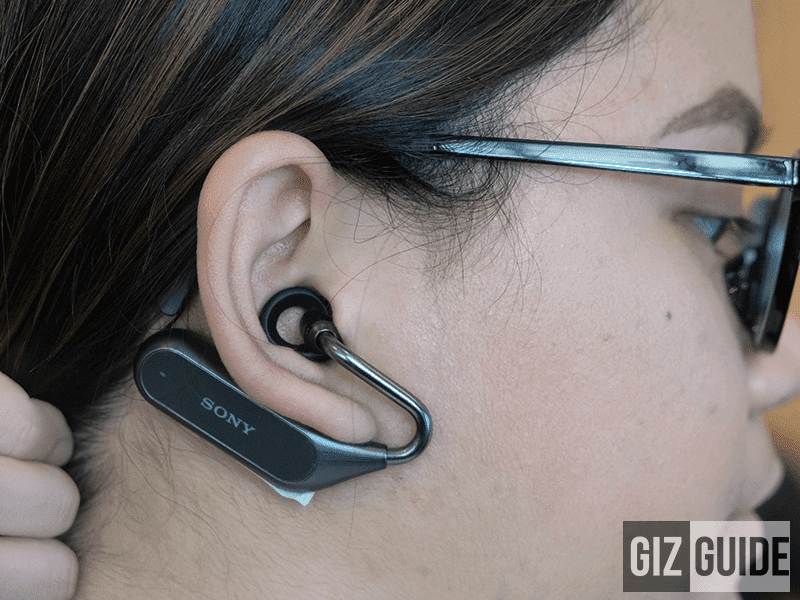 Meet Sony Xperia Ear Duo, The True Wireless Earphones?