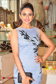 Actress Rakul Preet Singh Pictures at The Label Bazar Exhibition  0002