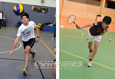 Bádminton y Voleibol Aranjuez Fresi-Espárrago
