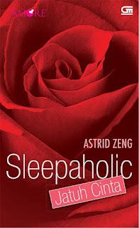 Tecla menyandarkan dahinya pada dinding liftyang sedang membawanya menuju lantai teratas g Download Novel Sleepaholic (Jatuh Cinta) - Astrid Zeng