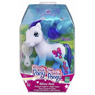My Little Pony Silver Rain Cutie Cascade  G3 Pony