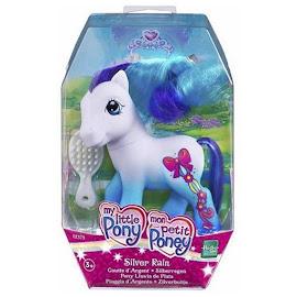 My Little Pony Silver Rain Cutie Cascade G3 Pony