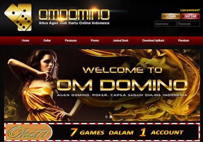OMDONINO.COM SITUS DOMINO INDONESIA DENGAN PELAYANAN TERBAIK
