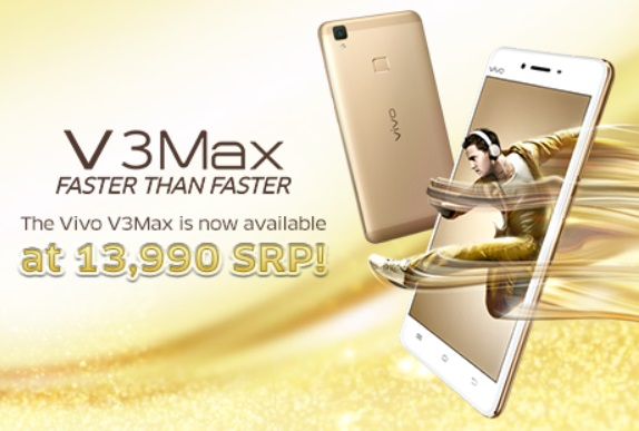 Vivo V3 Max Is Now Php3,000 More Affordable