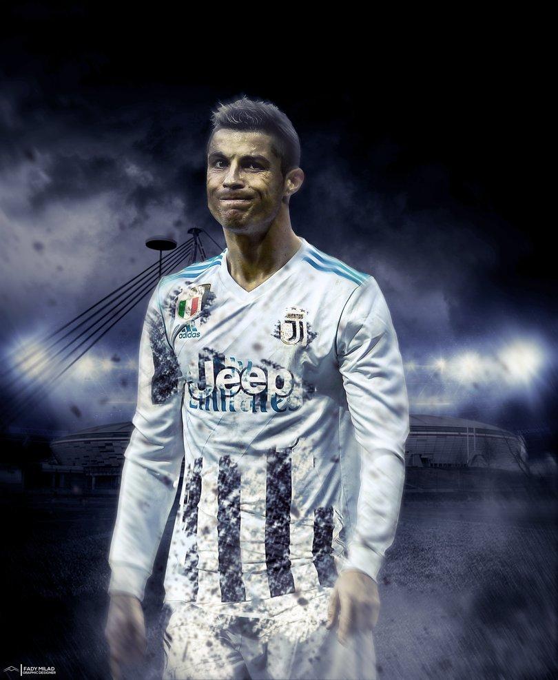 Wallpaper Ronaldo Juve Hd Football