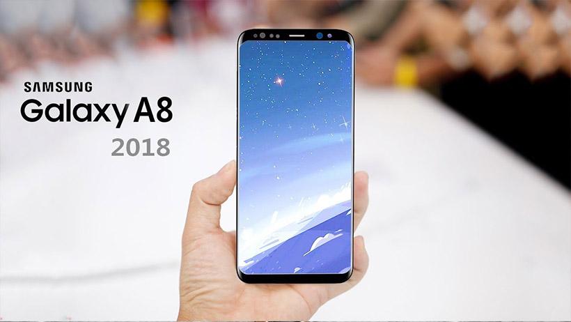 Sản phẩm Samsung Galaxy A8