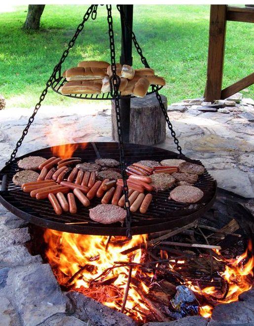 Creative DIY 20 Barbecue & Grill Ideas - Decor Units