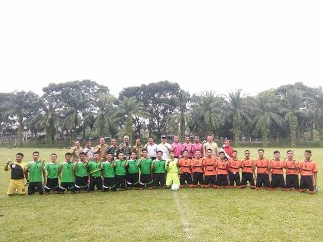 Dibuka Hefriansyah, Inilah 22 Tim Sepak Bola Turnamen Antar Pelajar Walikota CUP
