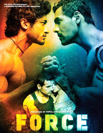 Watch Online Bollywood Movie Force 2011 300MB HDRip 480P Full Hindi Film Free Download At WorldFree4u.Com