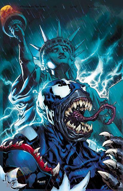 Tom Raney (Captain America: Steve Rogers #13)