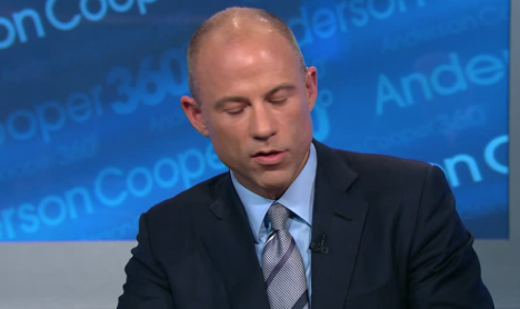 Who is paying Michael Avenatti?