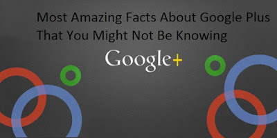 Fakta unik tentang google plus