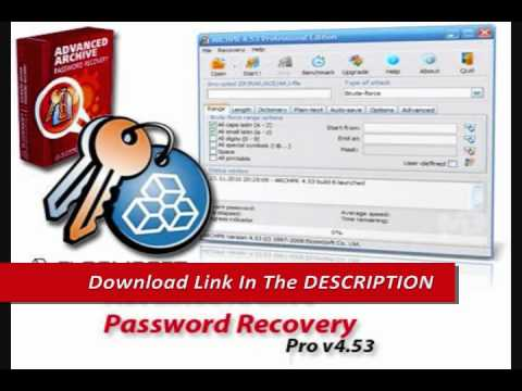 advanced archive password recovery 4.53 full version-crackeado 2017