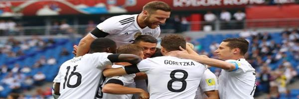 موعد مباراة المانيا والمكسيك اليوم الاحد 17-6-2018