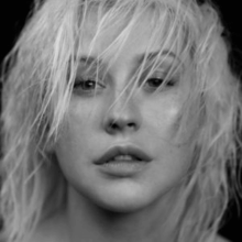 Christina Aguilera cover art - Liberation