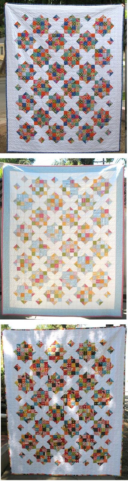 Arkansas Crossroad quilts from Ye Olde Sweatshop