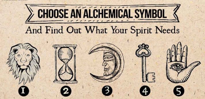Choose A Symbol And Find Out What Your Soul Needs To Evolve