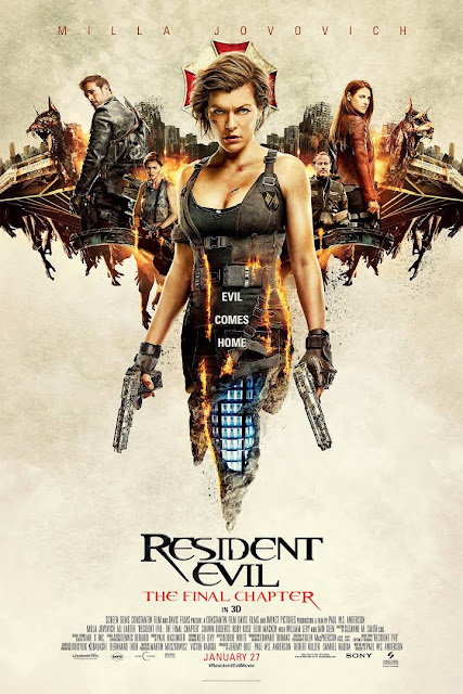 Download Film Resident Evil the Final Chapter (2017) HD 1080p Full Movie Subtitle