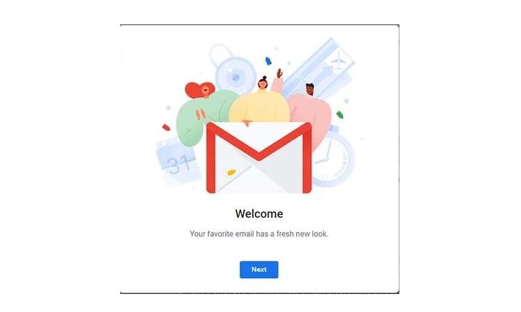 Cara Aktifkan Gmail Versi Terbaru