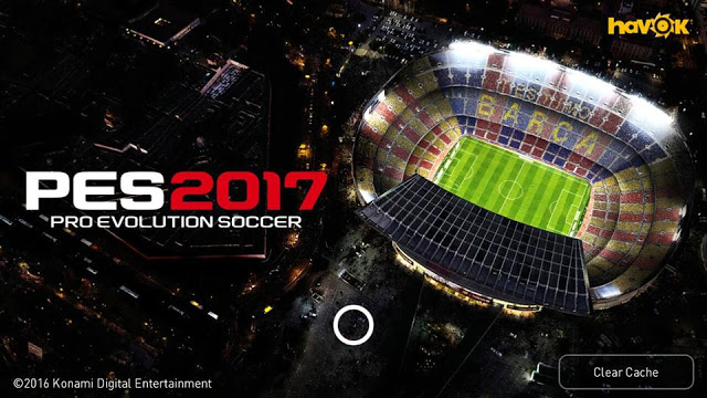 PES 2017 Android Mobile Game Download APK 4d6adcd2e