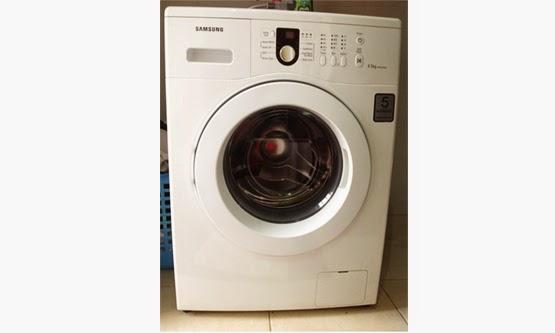 Harga Mesin Cuci Front Loading Samsung dan Spesifikasi Murah
