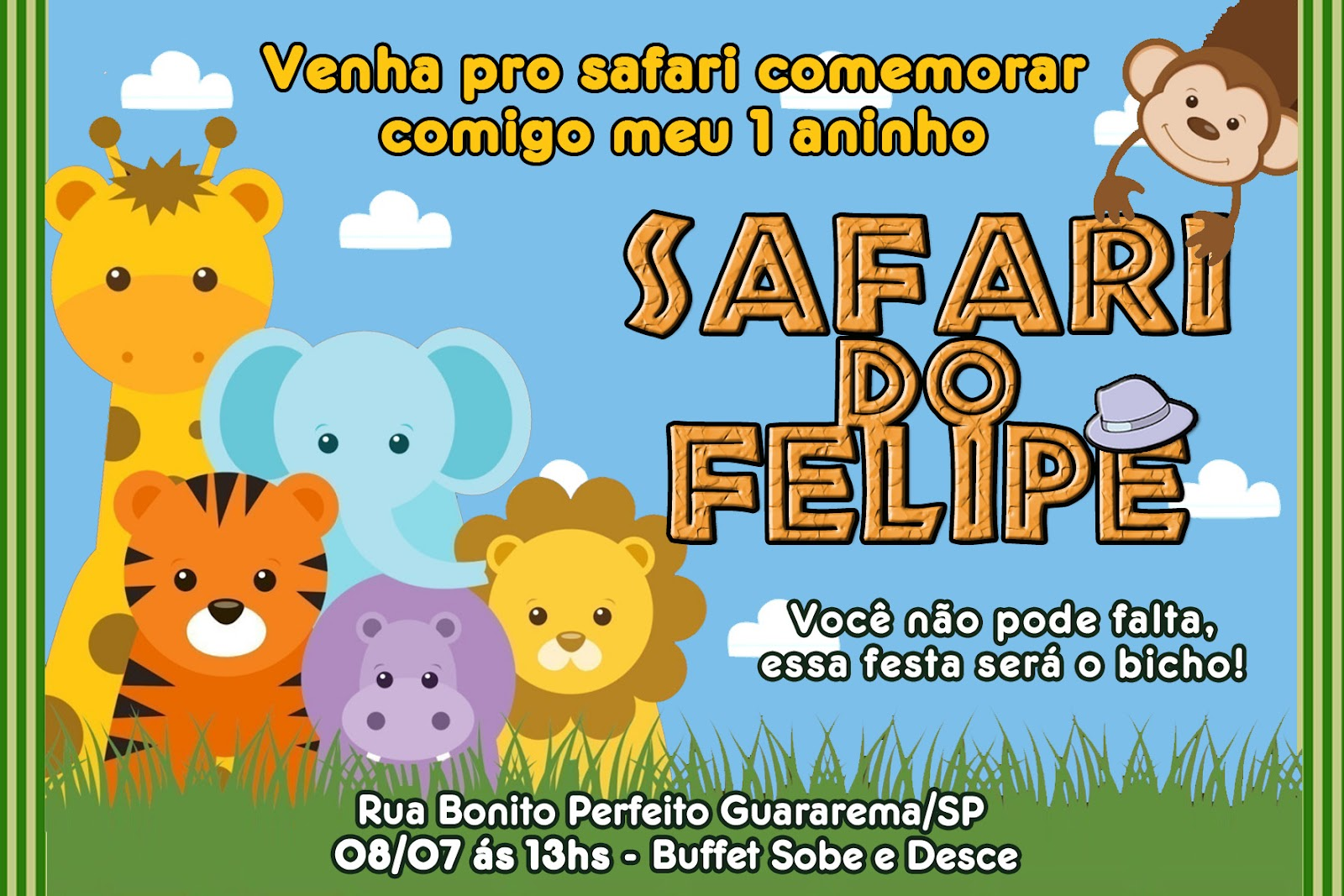 Images About Safari Baby