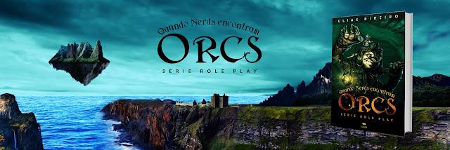 Banner Quando nerds encontram orcs