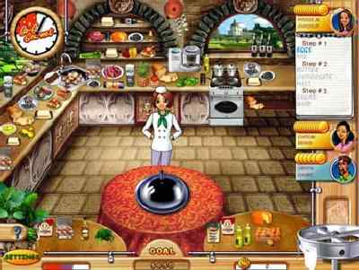 Go Go Gourmet - Chef of the Year wallpapers, screenshots, images, photos, cover, poster