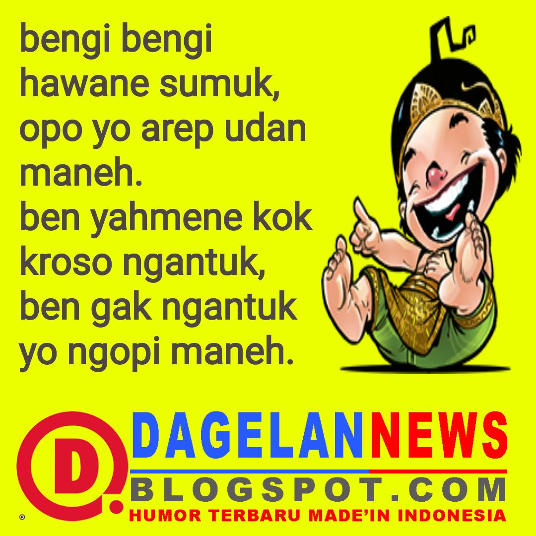 Gambar Lucu Minta Maaf Bahasa Jawa