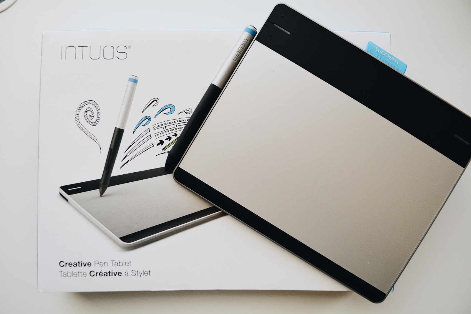 wacom tablet review using a macbook pro for graphic designers