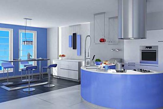 Luxurious Interior Design Photos for Kitchen