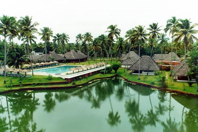 Luxury resorts in Kerala