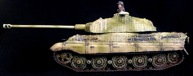 1/56 King Tiger Panzer Lehr Tiger 2