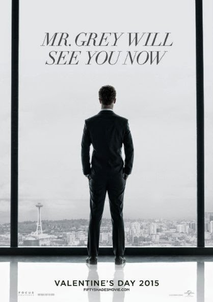50 Shades of Grey Official Movie Poster