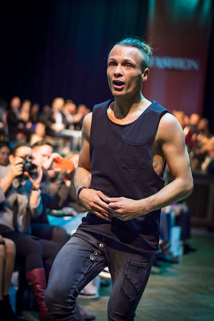 emil das supertalent tänzer münchen secret fashion show